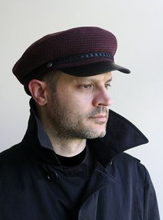 This is too cool for my Dad, But wow! A fisherman's hat that you could wear in a bar in Paris!