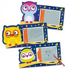 3 Little Owls Magic Slates