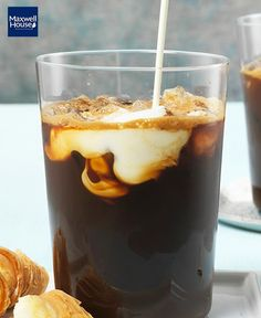 This Cold Brewed Coffee recipe is made by steeping coffee grounds overnight in cold water. After 14 hours, you have a velvety-smooth coffee concentrate ready to make an ice-cold drink. You're sure to love this new way to enjoy your cup of coffee. Steeped Coffee, Iced Coffee, Summer Recipes, Holiday Recipes, Tapas, Cold Brew Coffee Recipe, Coffee Vending Machines, Cheap Coffee, Refreshing Drinks