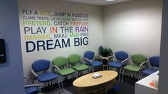 Daycare Jungle Mural Complete Wall 4 Mural Ideas