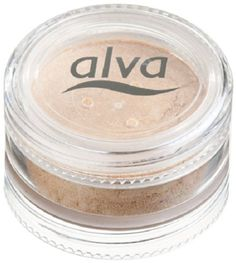 alva naturkosmetik Green Equinox 011 Sparkling Harmony Eye Shadow 2 g *** This is an Amazon Affiliate link. Click on the image for additional details.