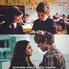 love rosie movie lines ; Grey's Anatomy, Film Love Rosie, Cecelia Ahern Quotes, Movie Quotes, Book Quotes, Line Love, Cole Sprouse, Romance, Movie Lines