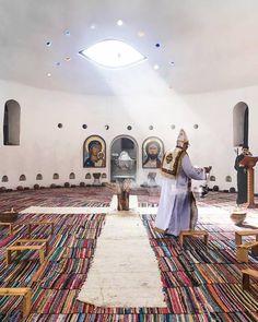 Modern Church, Church Building, Altars, Sacred Art, Middle East, Jesus Christ, Christianity, Spirituality, Icons