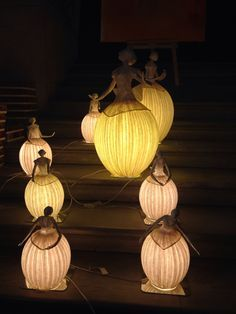 Lampe danseuse opéra garnier