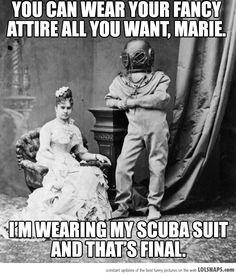 Jesus, Marie...Lighten Up!