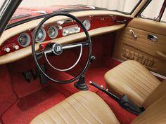 Ghia Luxe: 1966 Volkswagen Type 34