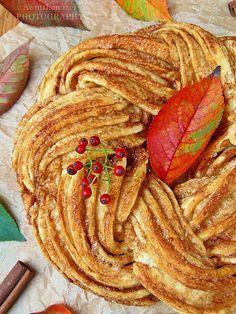 Az otthon ízei: Észt kringel (fahéjas koszorú)