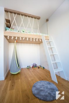 If furniture is tailor made for a nursery, it is just furniture. Our company manufactures modern furniture that creates a dreamlike nursery. Teen Bedroom Designs, Cute Bedroom Ideas, Dream Bedroom, Girls Bedroom, House Furniture Design, Kid Furniture, Bedroom Furniture, Mezzanine Bedroom, Loft Plan