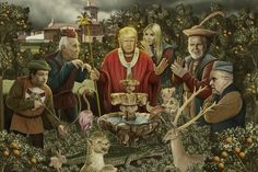 The Antipope of Mar-a-Lago - POLITICO Ex President, Nuclear Deal, Trump Tower, Walk By Faith, South Of France, Historian, Ny Times, Donald Trump, Presidents