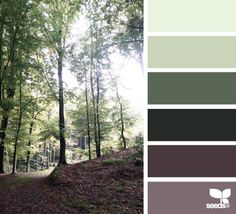 Wooded Tones - http://design-seeds.com/home/entry/wooded-tones2