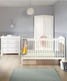 Hayworth Cot/Toddler Bed - Ivory