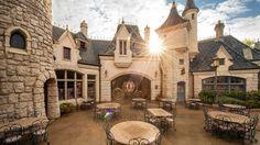 Auberge de Cendrillon ravintolassa voit nauttia ranskalaisen menun antimia