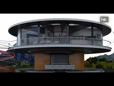 HDL Una vivienda giratoria para aprovechar al máximo la energía solar