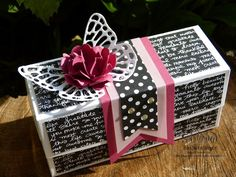 Barbara's creative studio: Lindas Box - with guide