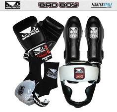 Bad Boy Thai Bundle at http://www.fighterstyle.com/bad-boy-mma-gear-thai-bundle/