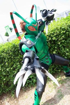 digicosplay: Stingmon(Digimon Adventure 02) | Sylvan Zikri