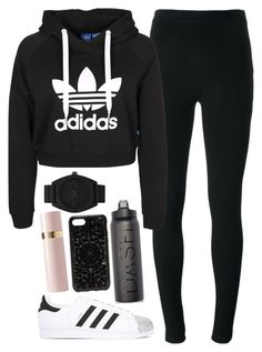 """""""Untitled #1674"""" by mihai-theodora ❤ liked on Polyvore featuring adidas, Givenchy, Felony Case and Valentino"""