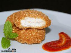 Receta de Nuggets de pollo