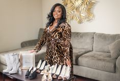 Scientist Jazmine Davis is Curing High Heel Hell One Insole at a Time Alternative Shoes, How To Make Shoes, How To Wear, Shoe Story, Black Entrepreneurs, Designer High Heels, Shoe Company, Luxury Shoes, Passion For Fashion