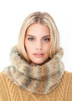 Lana Grossa LOOP GLATT RECHTS Colupo - FILATI Size Plus - Modell 13 | FILATI.cc…