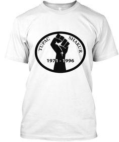 Goat Rapper White T-Shirt Front