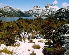 Cradle Mountain | by Mayfly Reflections