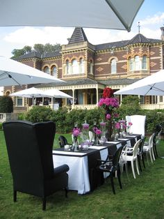 Afternoon Tea in the Garden's?  Rippon Lea can cater for everything!