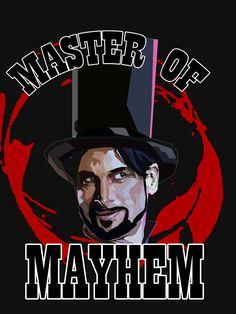 Julian Slink: Master of Mayhem Blood Drive, Eye Candy, Cosplay, Film, Tv, Movies, Movie, Film Stock, Films