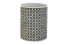 Source Bone Inlay geometric Design Round coffee Table by Shakunt Impex Pvt. Simple Geometric Pattern, Geometric Art, Geometric Patterns, Round Coffee Table, Elegant Table, Bespoke Design, Eclectic Style, Luxury Interior, Contemporary