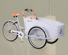 Johnny Loco Cargo Bikes Are Crazy Cool! Want!