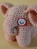 Free Pattern Padma the Elephant part 4 (there are 4 parts to this pattern) | dawnToussaint.. and there is a ravelry CAL for this also..