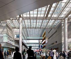 Futako Tamagawa rise (二子玉川ライズ) / Lead architect by ria Inc. (設計:アール・アイ・エー)