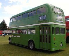 vintage leyland double decker bus - Google Search