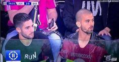 Highlights: la Juventus batte 3-0 il Barcellona ed ipoteca le semifinali di Champions League. Allo stadio era presente Gagliardini ed è polemica.