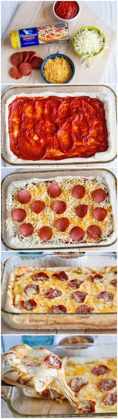 Deep Dish Pizza Casserole    I love food. I love making it and I love eating it. But more than anything else I love how it brings people together. There is nothing like breaking bread with friends and family. They are the most special times in life. That's why I like food and recipes – and people! – that are […]  Continue reading...    The post  Deep Dish Pizza Casserole  appeared first on  Electric Moondrops .