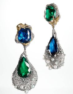 Cindy Chao earrings.