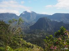 sec Voyage Reunion, France Travel, Mount Rainier, Ocean, Nature, Travelling, Indian, Reunions, Mountain