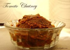Thakkali Chutney (Tomato Onion Chutney) is one dish that has many many memories associated with it. My grandma used to make it quite often since me and my brother loves it.  We eat this Thakkali Chutney with pretty much everything – dosa, idli, pongal, chapathi, even puttu! If made right and refrigerated, the chutney has a...Read More »