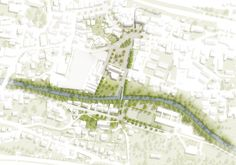 4. Preis: Landschaftsarchitektur+ | Umgestaltung Schillerplatz und Remsanlagen Lorch Übersicht