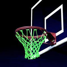 (1) Fancy - Glow In The Dark Basketball Net