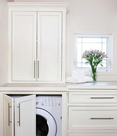 New Year, New Home: Beautifying Your Laundry