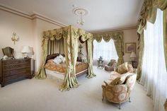 Another white carpetted bedroom: in Lauder Grange,  Corbridge, Northumberland
