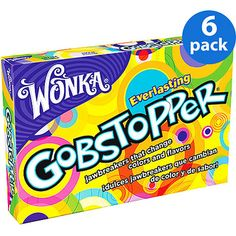 I'm learning all about Wonka Gobstopper Theatre Box at @Influenster!
