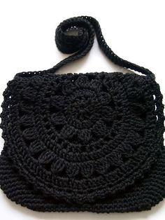 Joli sac noir