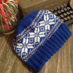 Ravelry: Basic Norwegian Star Hat pattern by Cara Jo Miller Fair Isle Knitting Patterns, Knit Patterns, Knit Or Crochet, Crochet Hats, Norwegian Knitting, Knit Picks, Knitting Accessories, Ravelry, Bandeau