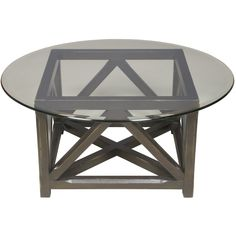 Vanguard Furniture Vidant Cocktail Table