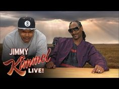 Jimmy Kimmel Live: Plizzanet Earth with Snoop Dogg - Cold-blooded Seal