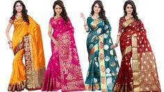 Latest wedding party saree | wedding saree collection |wedding silk sarees http://youtu.be/e9E8mOG3RzU