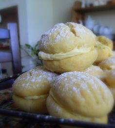 Custard Buttonsfrom The English Kitchen  http://theenglishkitchen.blogspot.com/2010/05/custard-buttons.html