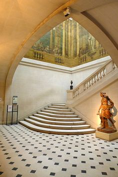 Musée Carnavalet - in the Marais area of Paris - built c. 1560 and altered by Francois Mansart in the 17th century.